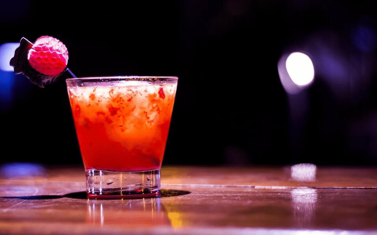 Foto mostra drink