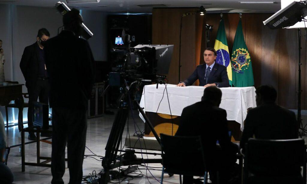 Gravação do discurso de Bolsonaro na abertura da Assembleia Geral da ONU 2020