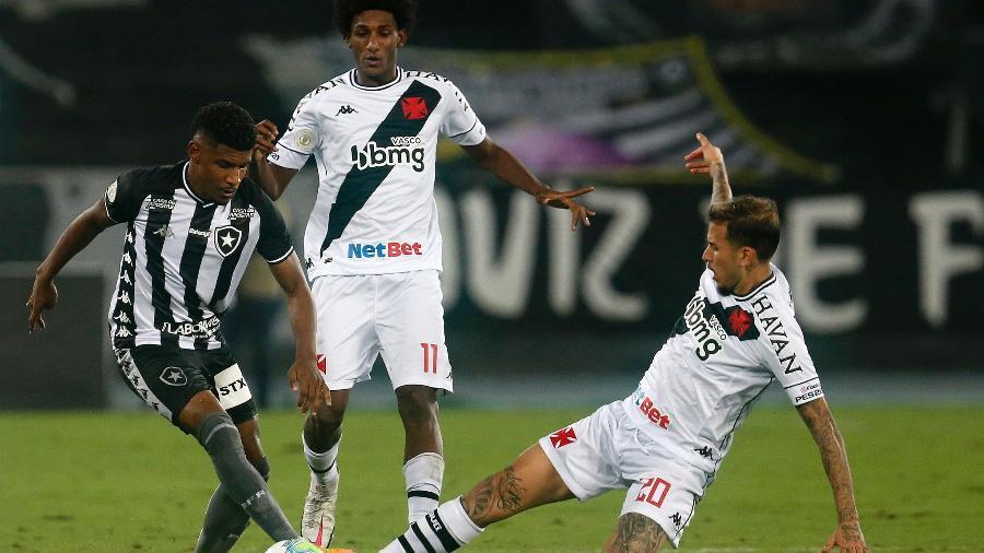 Vasco x Botafogo decidem vaga às oitavas da Copa do Brasil