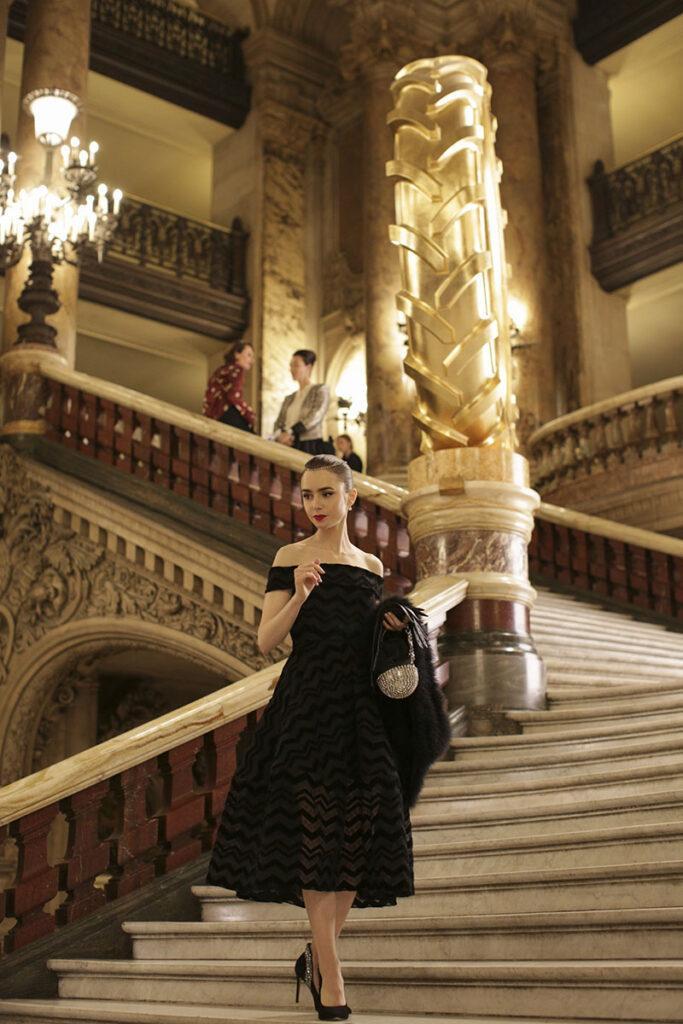 Emily em Paris (Foto: Netflix/Carole Bethuel/Divulgação)
