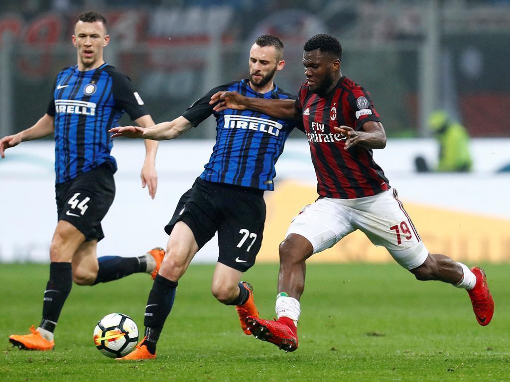Inter de Milão x Milan será transmitido na TV Aberta (Foto: Reprodução)