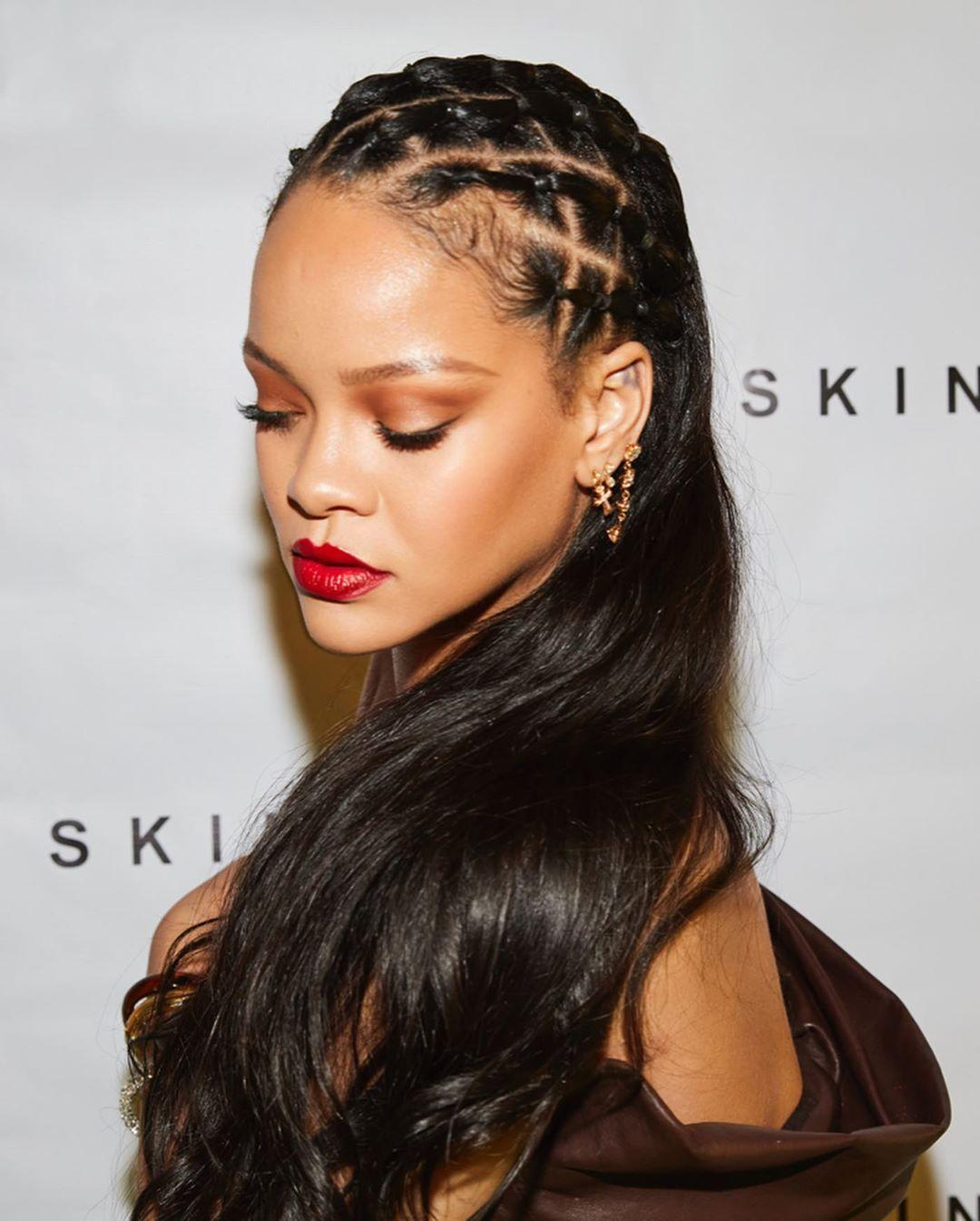 Rihanna é famosa empreendedora (Foto: badgalriri/Instagram/Reprodução)