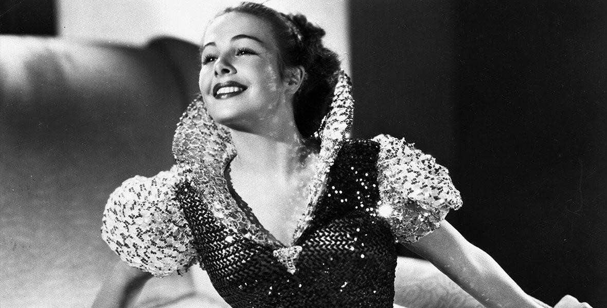 Marge Champion foi modelo para a Branca de Neve da Disney. Foto: reprodução