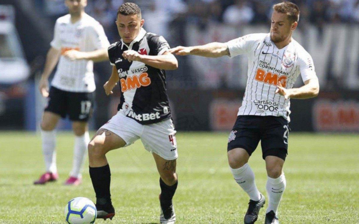 Vasco x Corinthians abrem a 18ª rodada do Campeonato Brasileiro