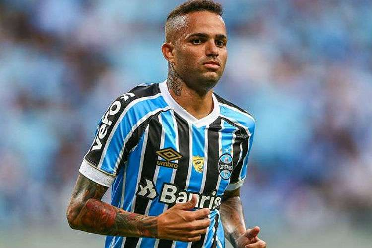 Luan no Grêmio