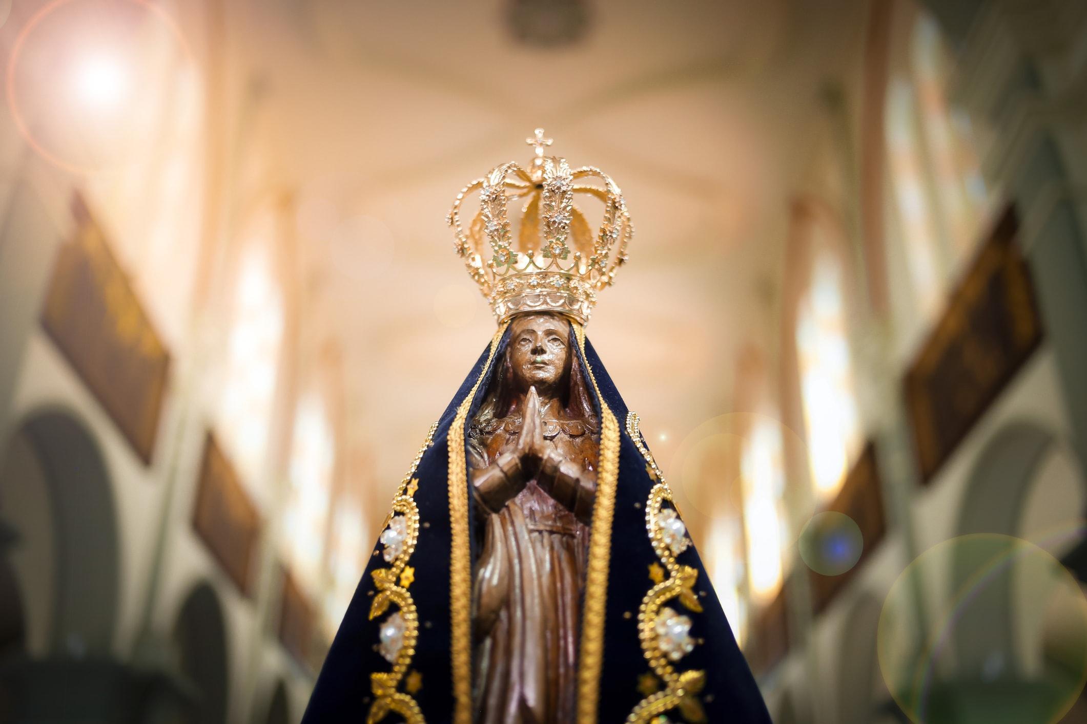oração de Nossa Senhora Aparecida