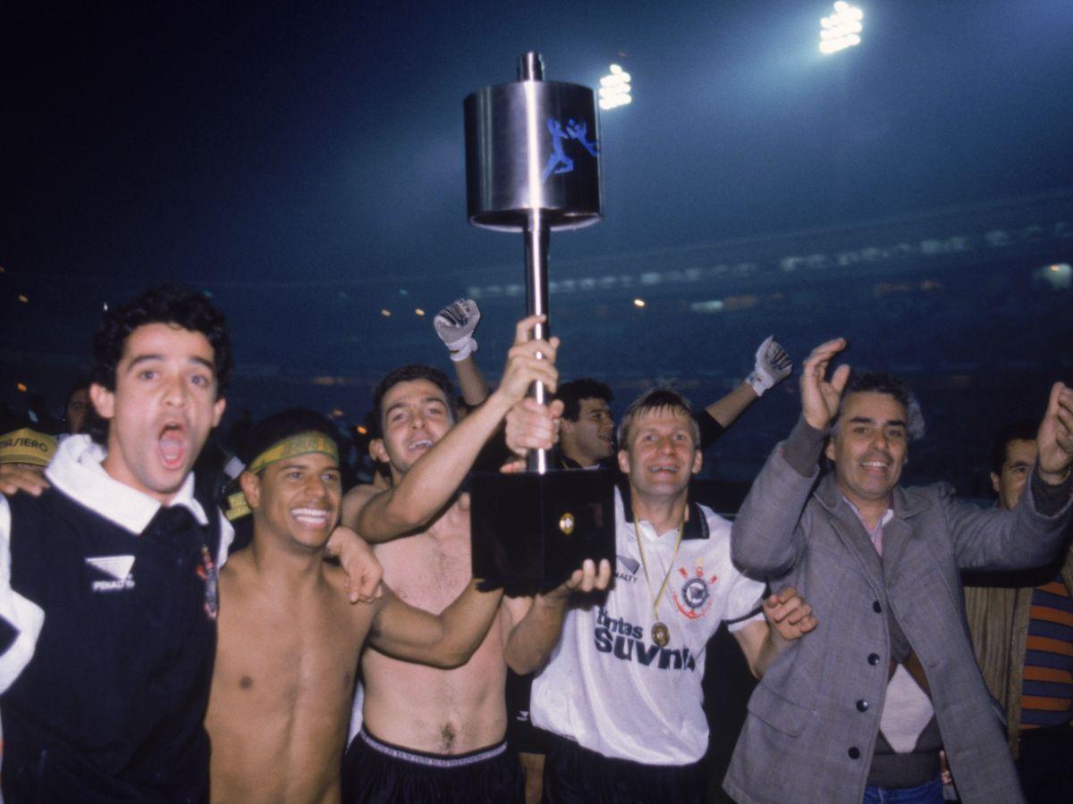 Primeiro título do Corinthians na Copa do Brasil ocorreu em 1995
