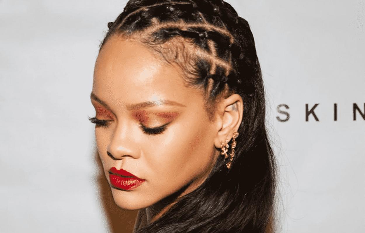 Rihanna é uma das famosas empreendedoras