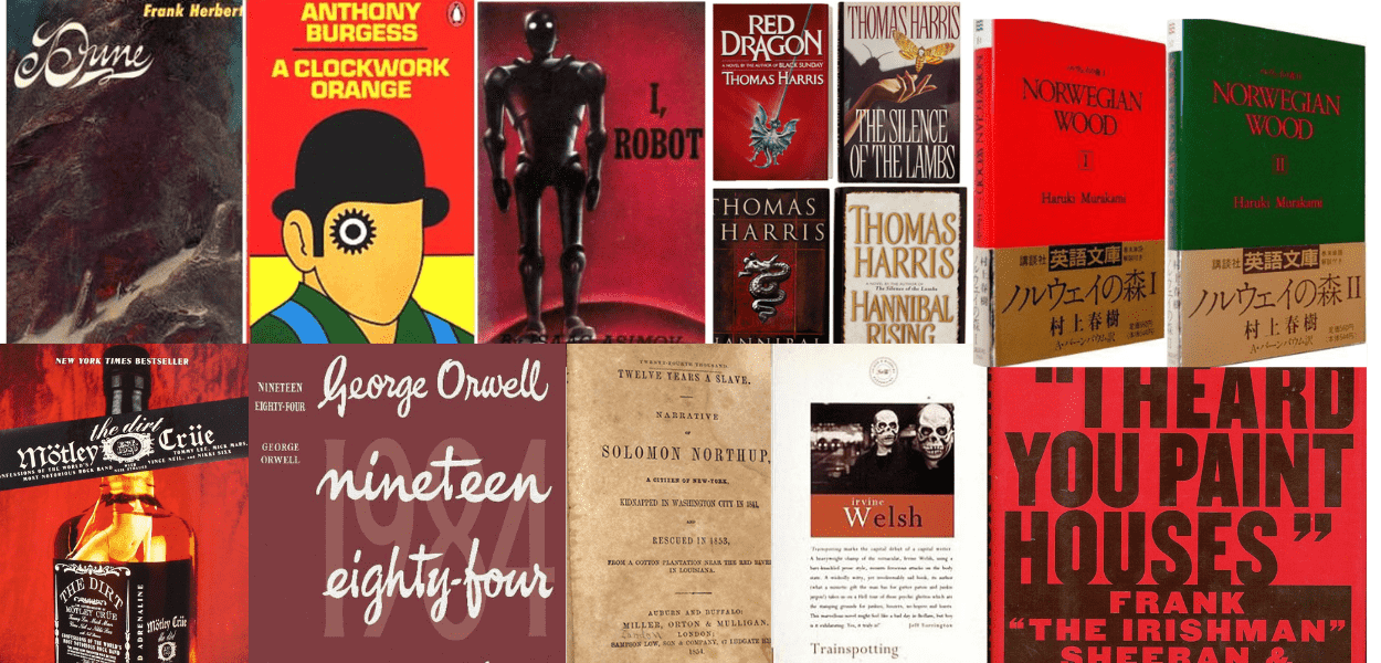 Duna e outros 10 filmes baseados em livros