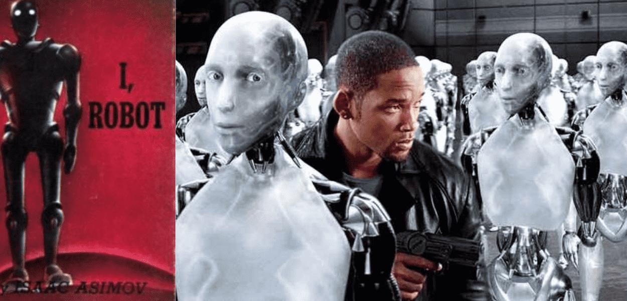 Eu, Robô foi uma das principais obras a popularizar robôs