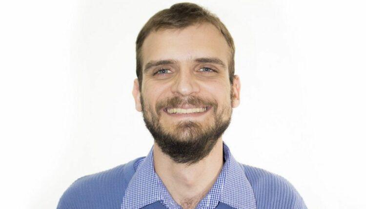 Henrique Áreas candidato a vice-prefeito de Ântonio Carlos Silva eleições 2020