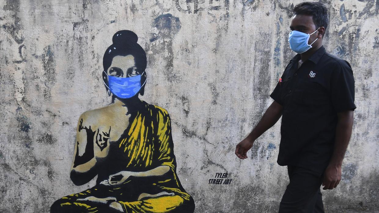 Índia atinge oito milhões