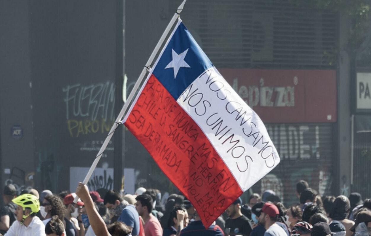 Manifestações no Chile