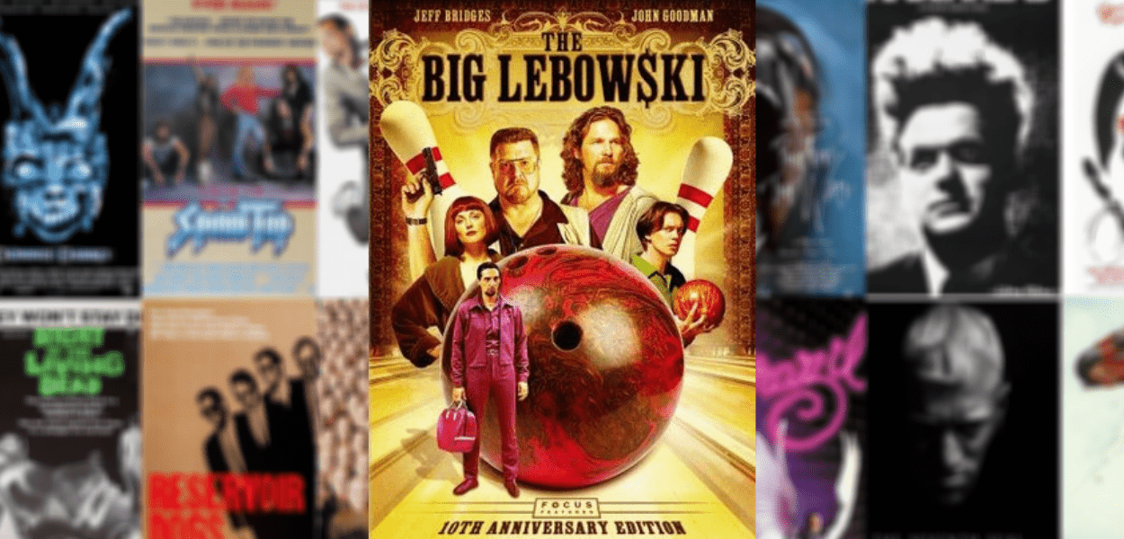 O Grande Lebowski é um dos melhores filmes cult