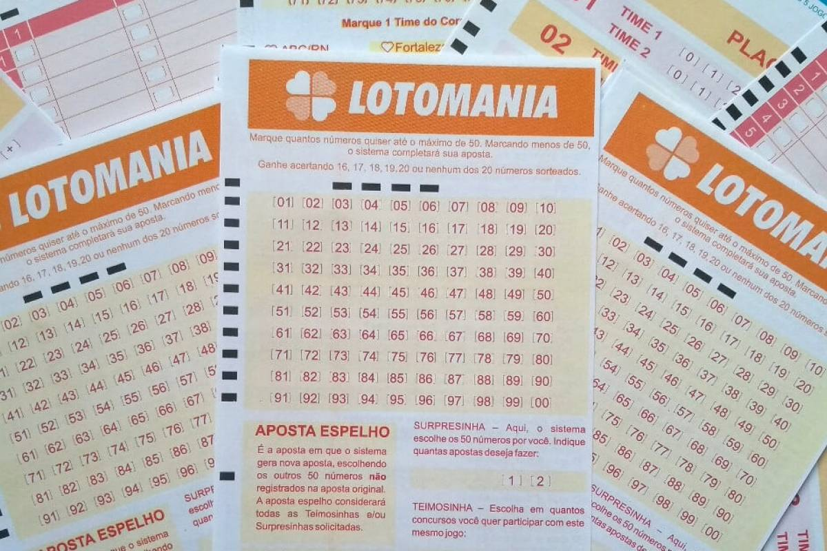 Resultado da Lotomania de ontem; confira os números sorteados