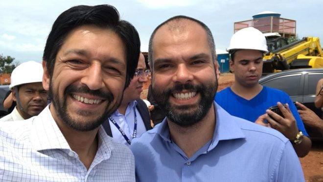 Ricardo Nunes é candidato a vice-prefeito de Bruno Covas eleições 2020