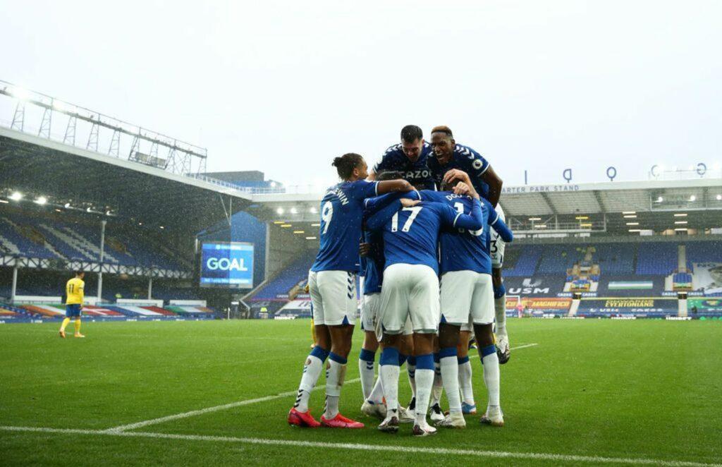 Everton Football Club campeonato inglês