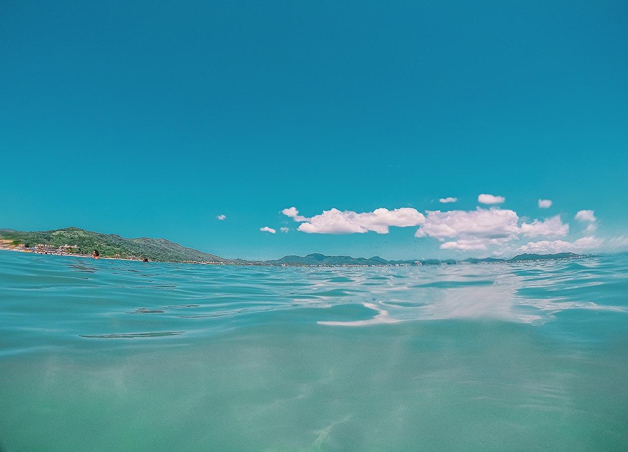 praias de floripa ilha do campeche