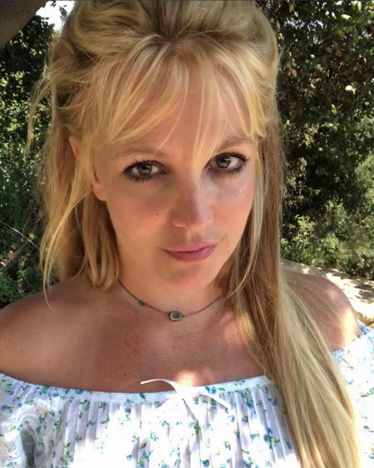 Britney Spears pede liberdade da tutela de seu pai