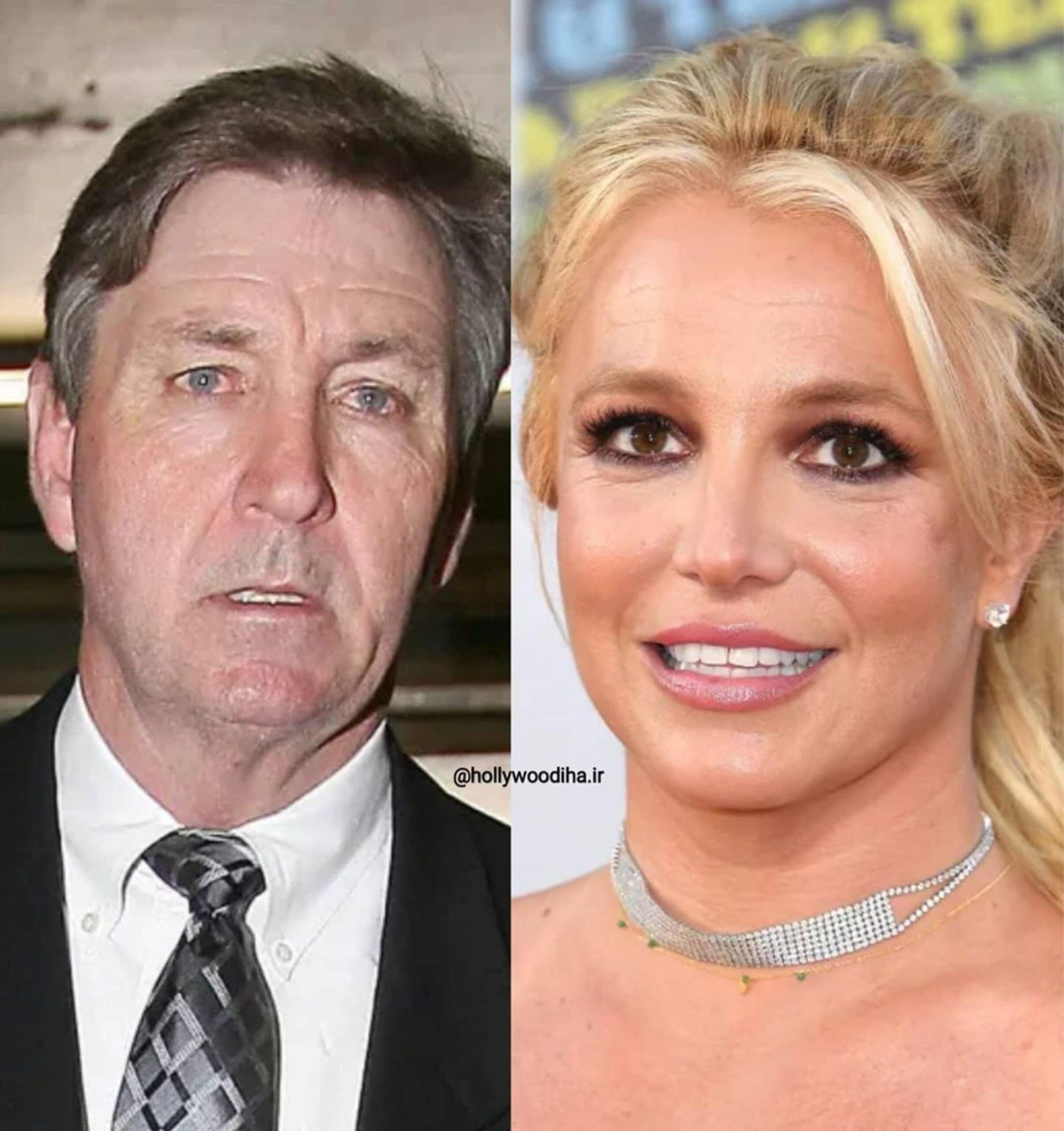 Jamie Spears detém a tutela da filha