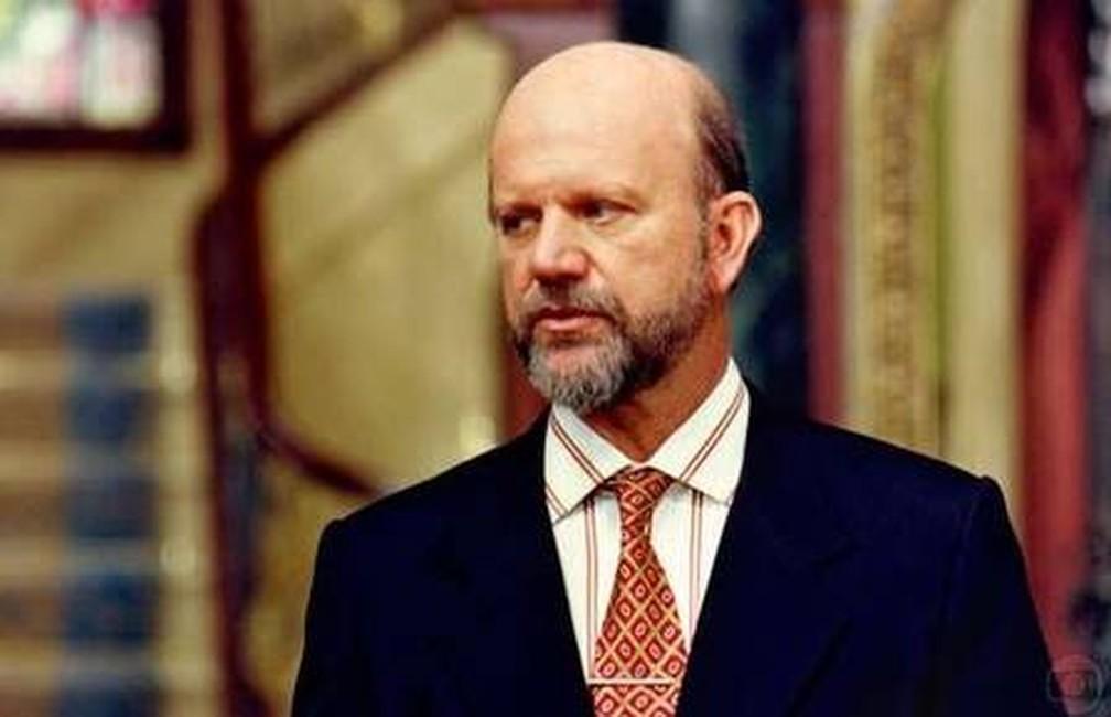 Cecil Thiré morreu aos 77 anos no Rio de Janeiro. Foto: Reprodução