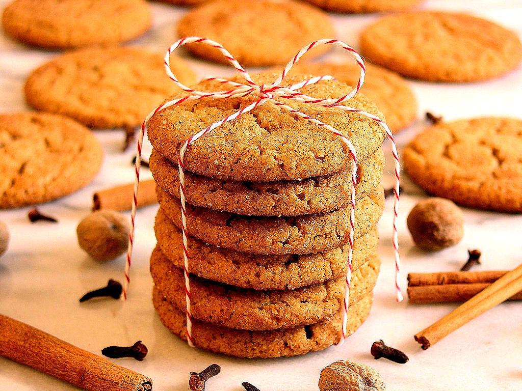 Cookie de especiarias