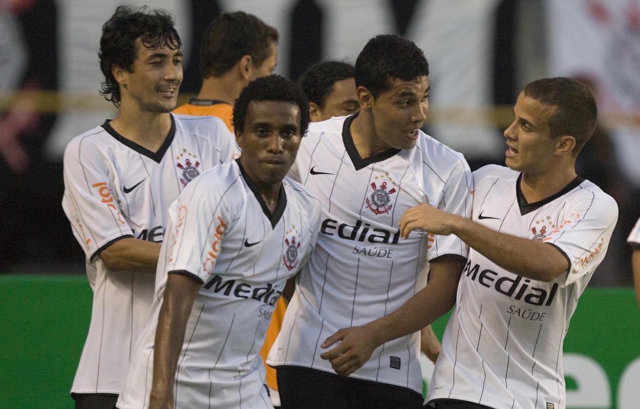 Corinthians na Série B de 2008