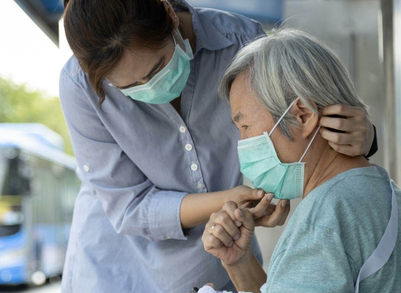 covid em idosos