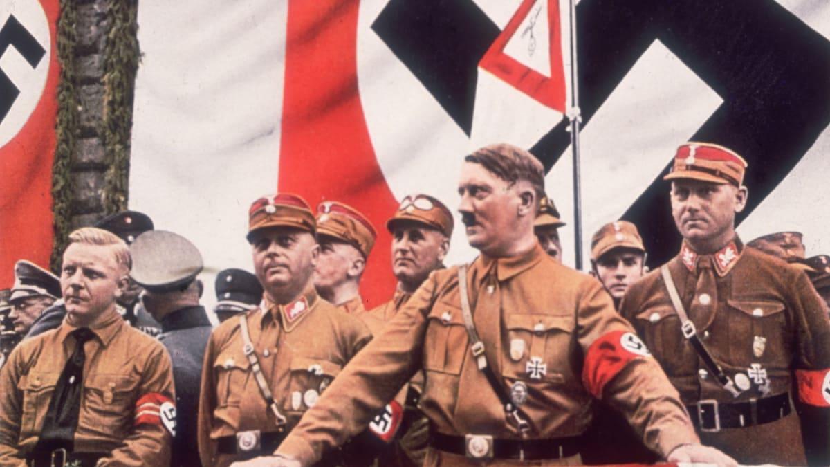 discursos de Hitler