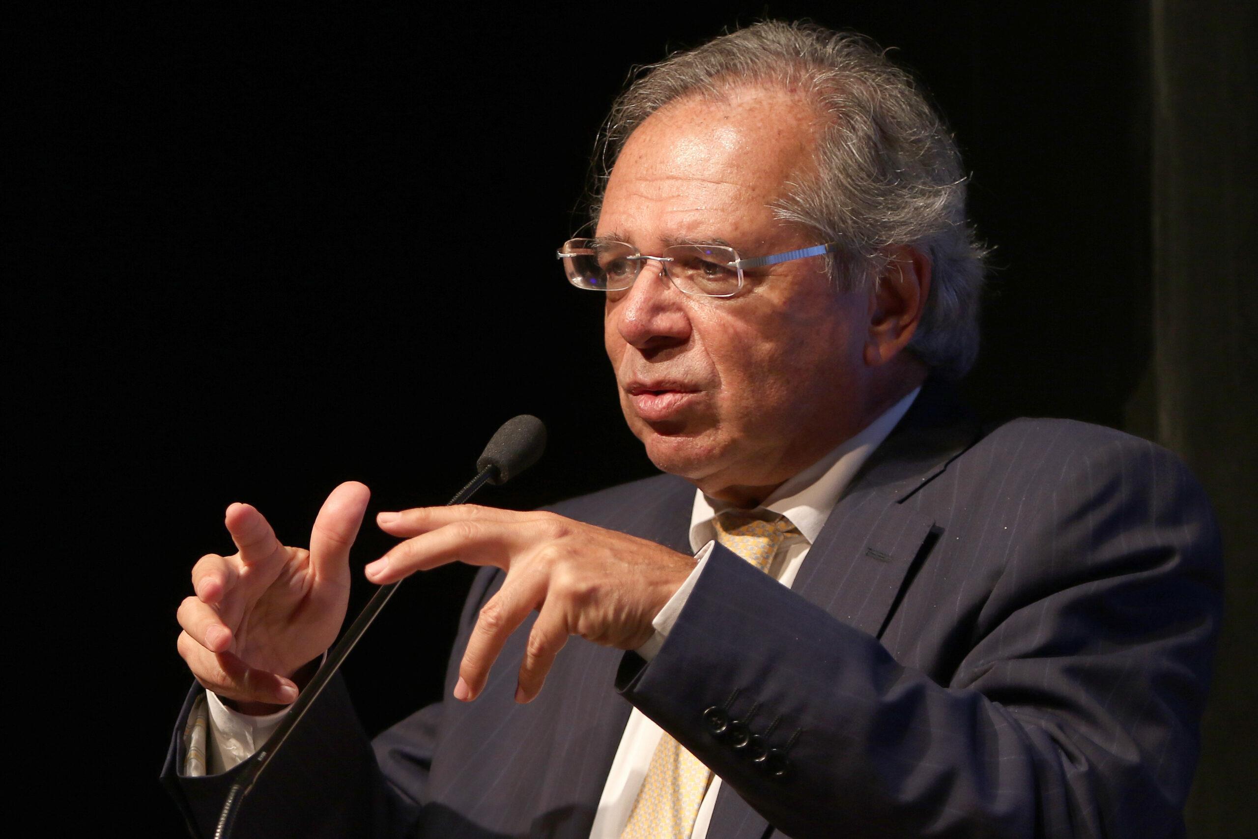O ministro da Economia, Paulo Guedes, anunciou que não haverá prorrogação do auxílio emergencial em 2021. Foto: Wilson Dias/Agência Brasil