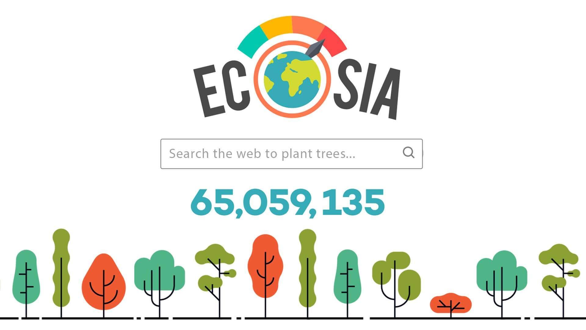 ecosia navegador
