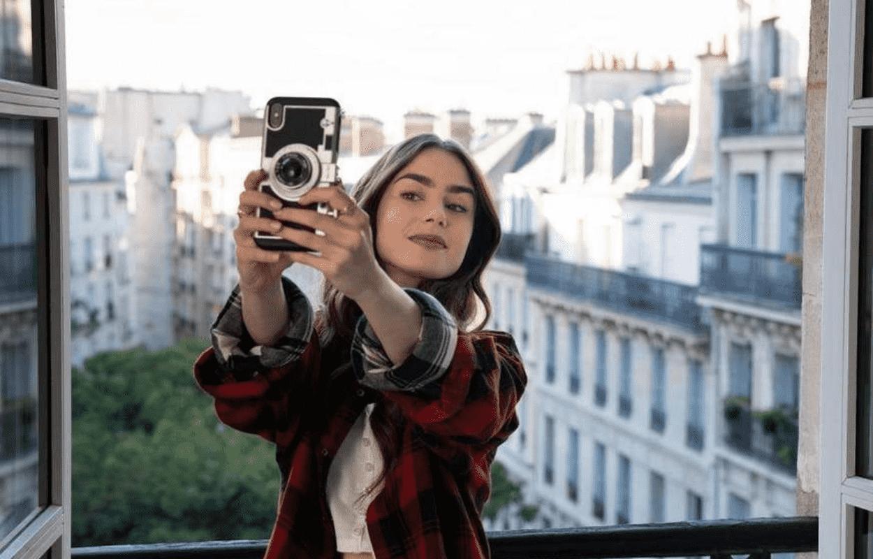 Emily em Paris (Foto: Netflix/Divulgação)