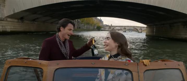 Emily em Paris (Foto: Netflix/Reprodução)