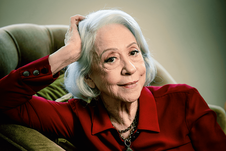 Fernanda Montenegro completa 91 anos