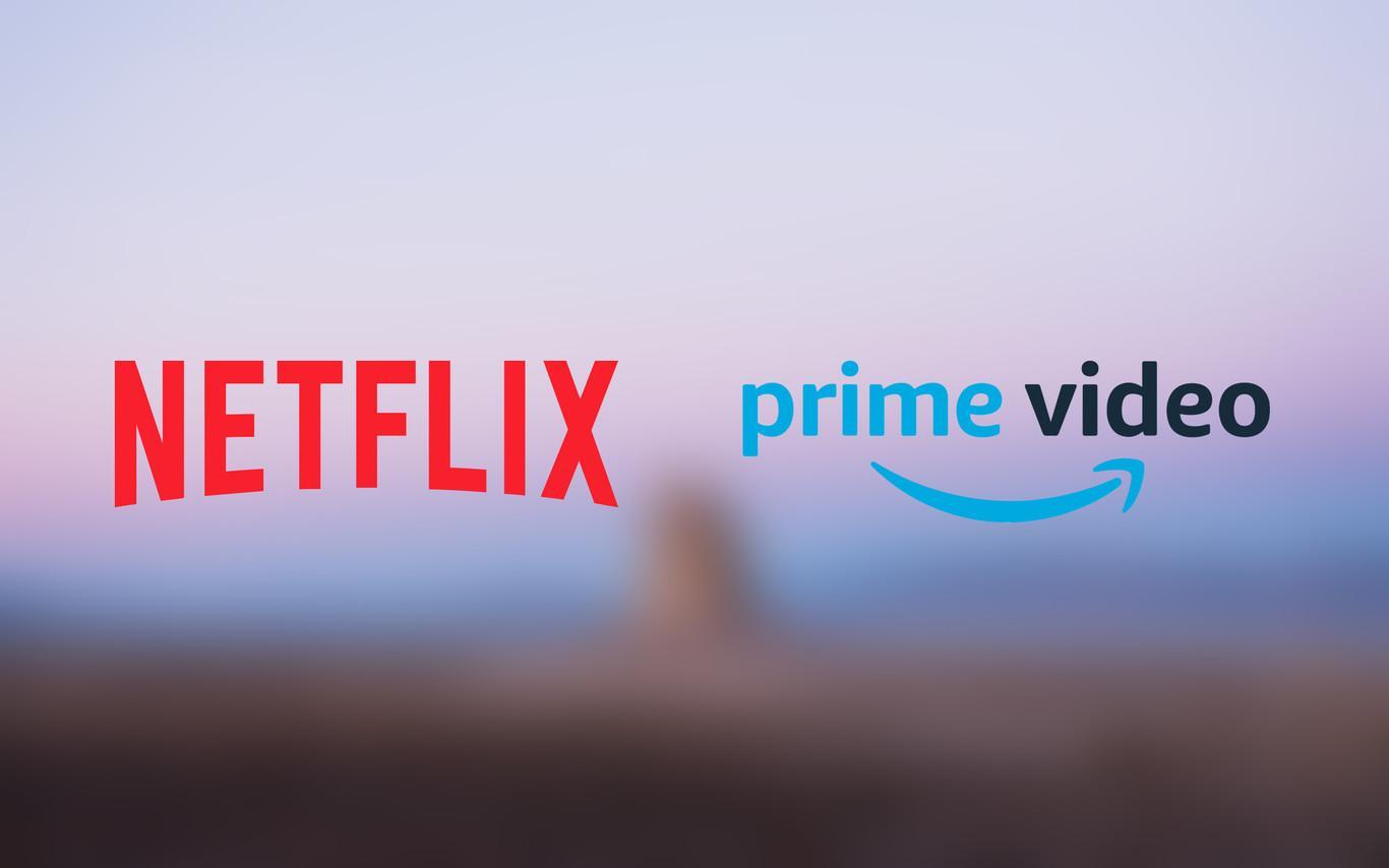 Netflix e Prime Video, o duelo do streaming
