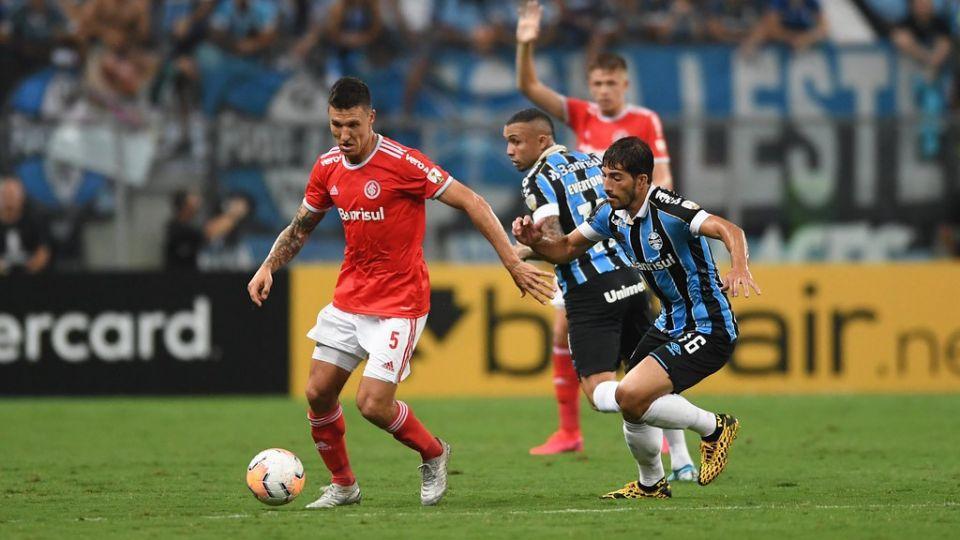 Inter não vence um Grenal há 10 jogos