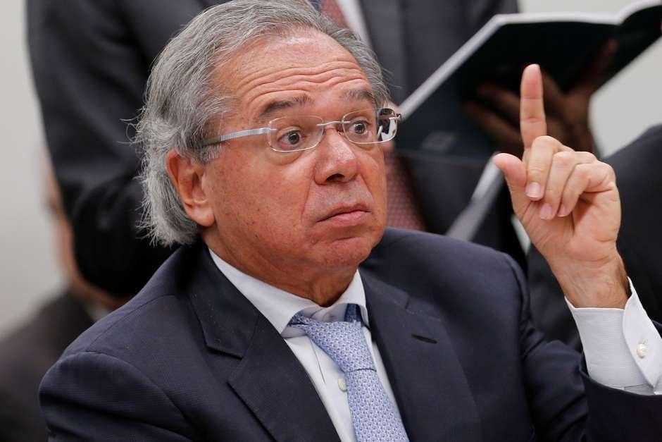 Ministro Paulo Guedes, responsável pelo pagamento dos Precatórios