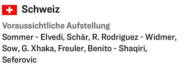 suiça time