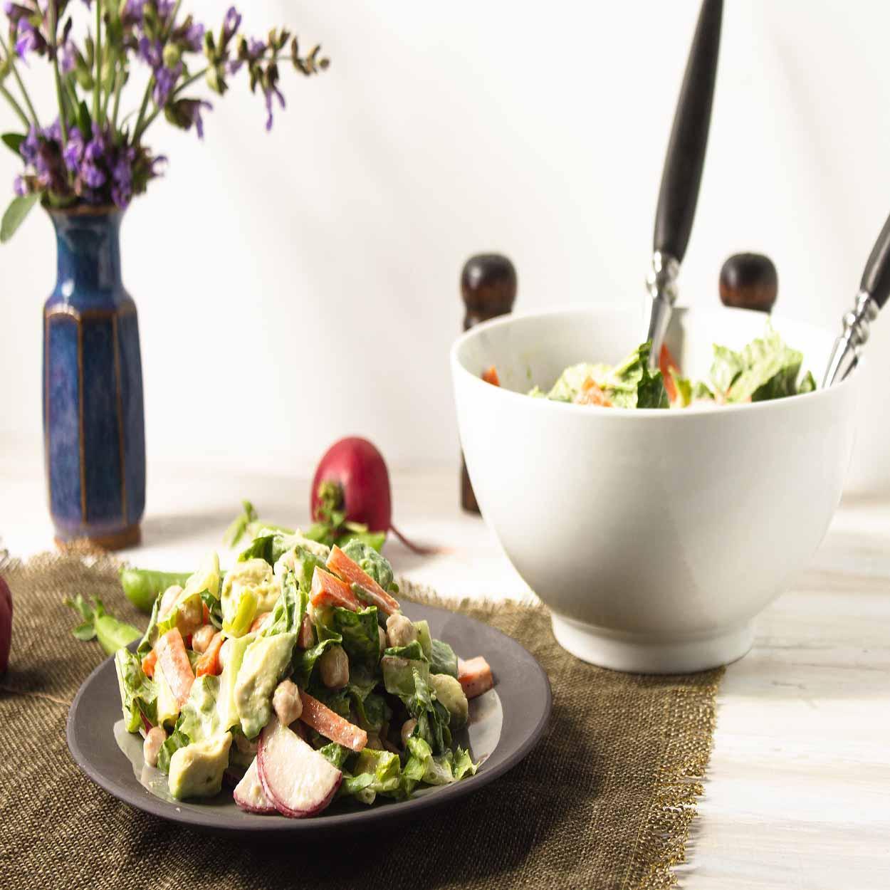 jantar saboroso e prático