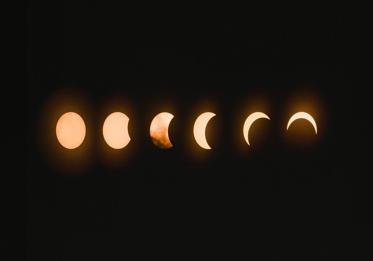 lua nova de outubro
