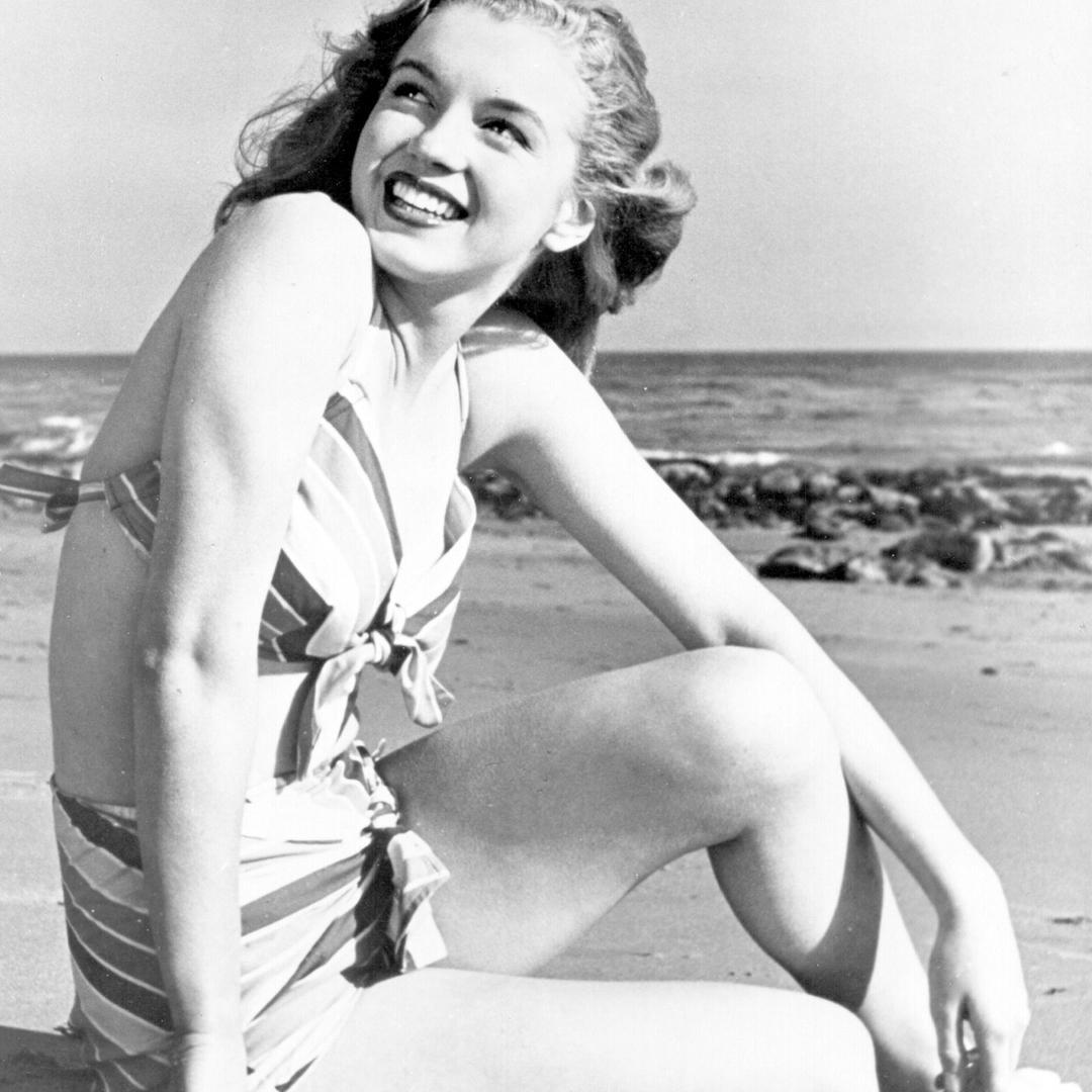 Marilyn Monroe jovem