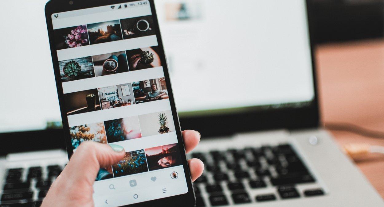 Imagem mostra tela de um aparelho eletrônico
