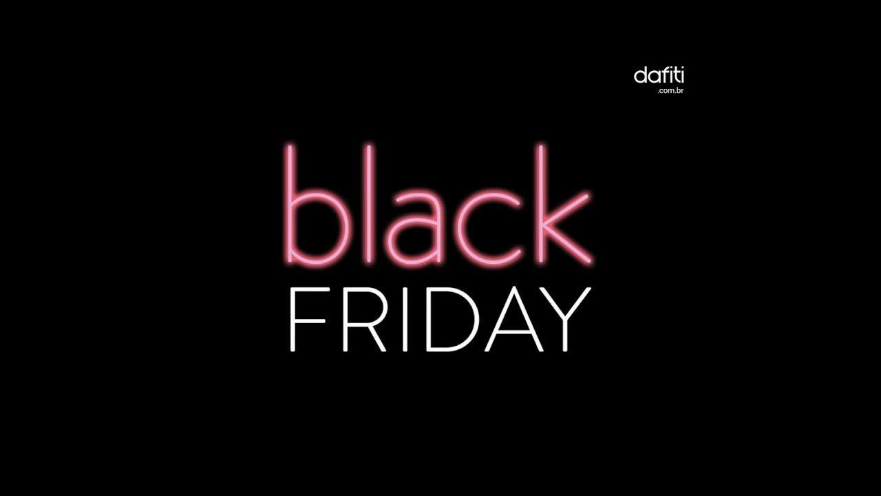 Black Friday Dafiti
