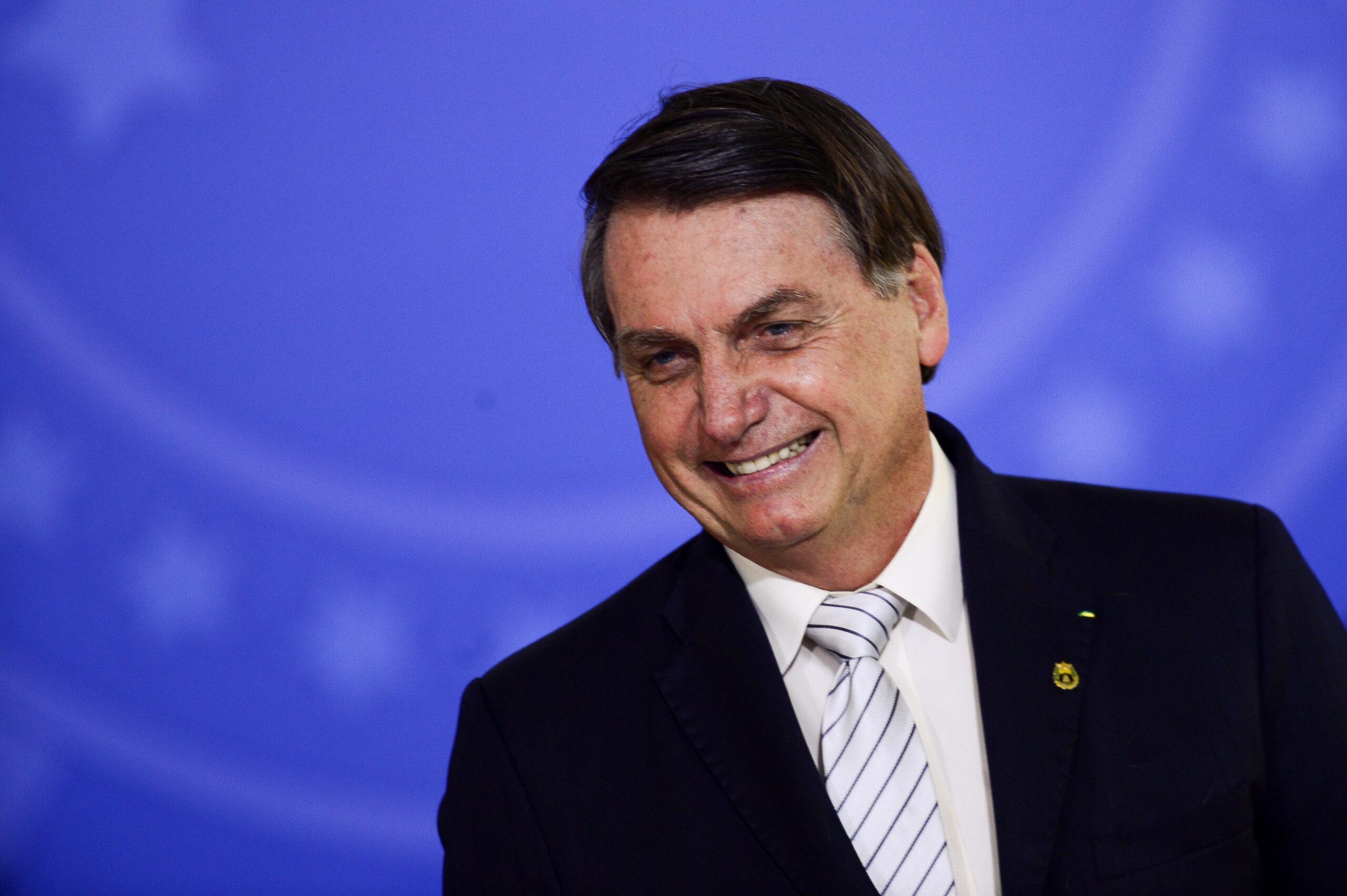 Bolsonaro seria reeleito se votação fosse hoje, diz pesquisa XP Ipespe. Foto: Marcelo Camargo/Agência Brasil