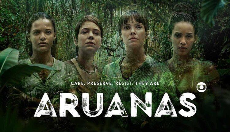 Aruanas, uma série brasileira