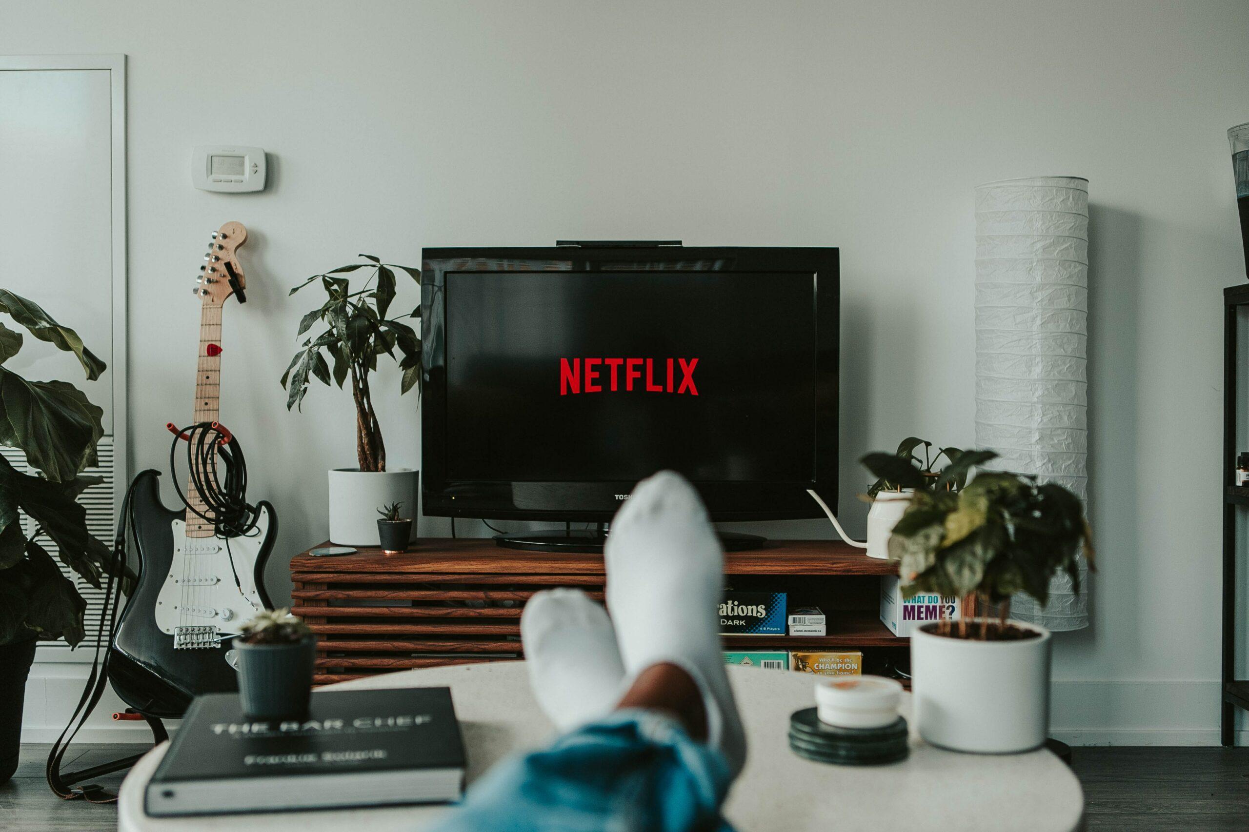 Netflix ainda é um streaming muito popular