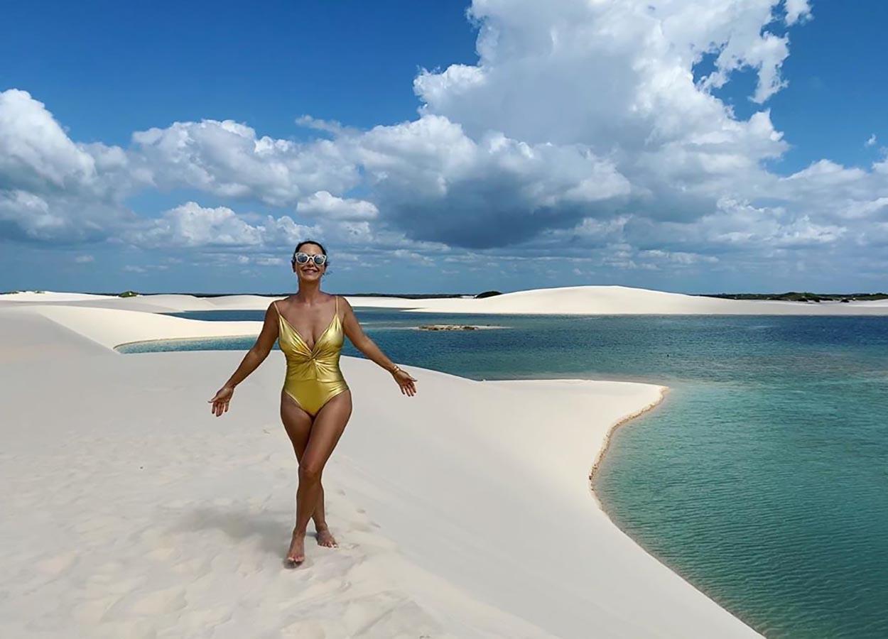 paraiso parque nacional dos lencois maranhenses