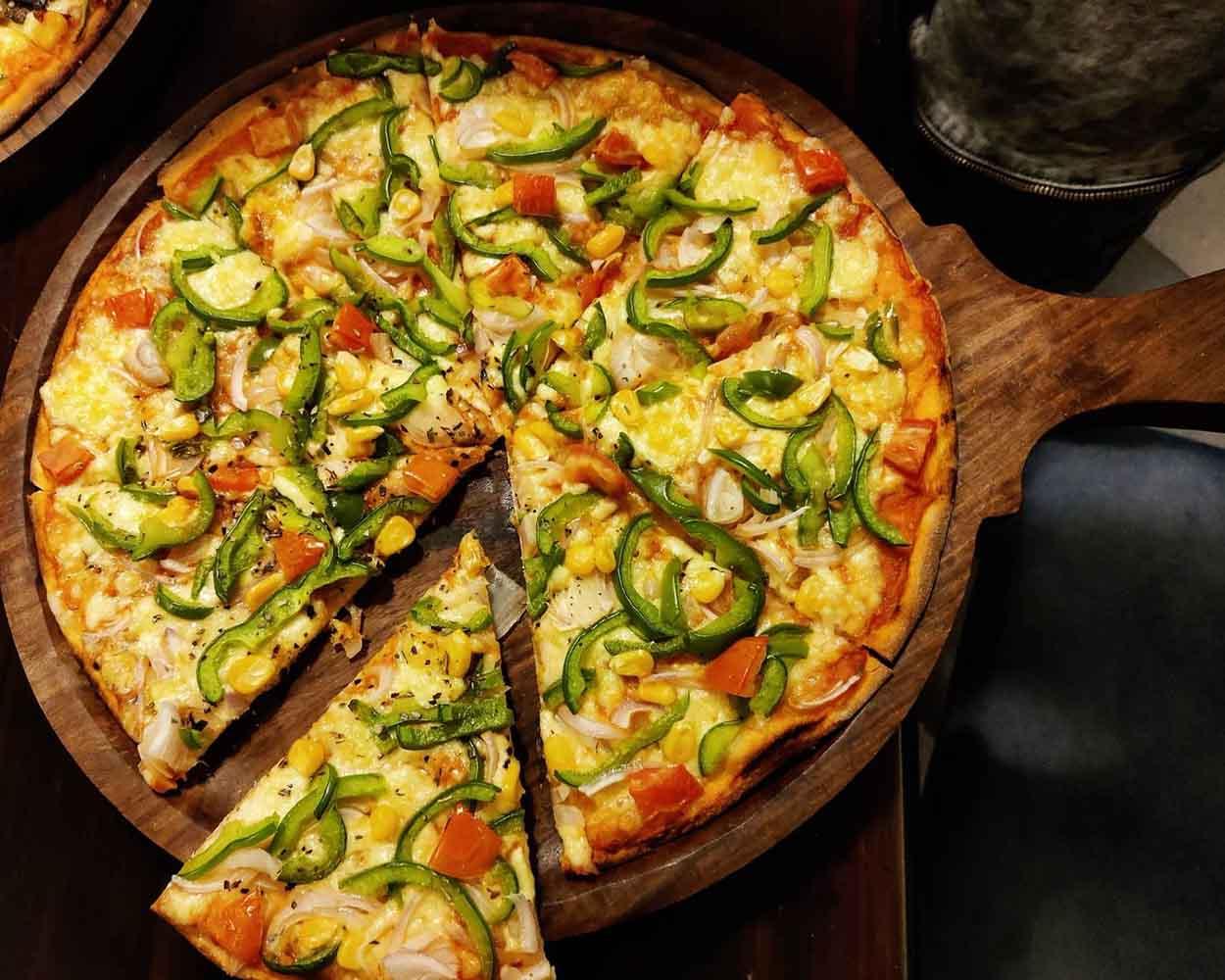 receita de pizza fitness