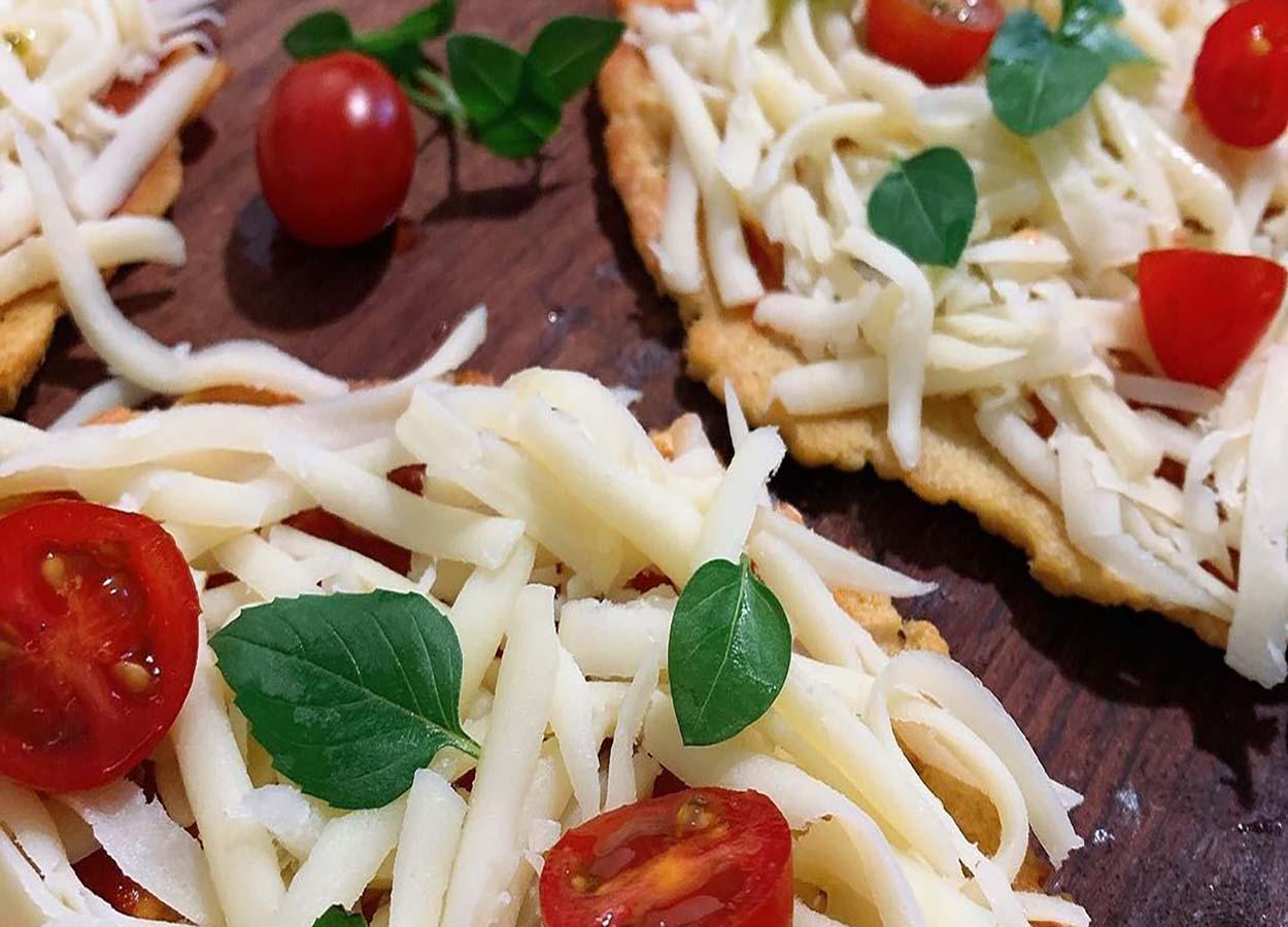 receita de pizza de batata doce