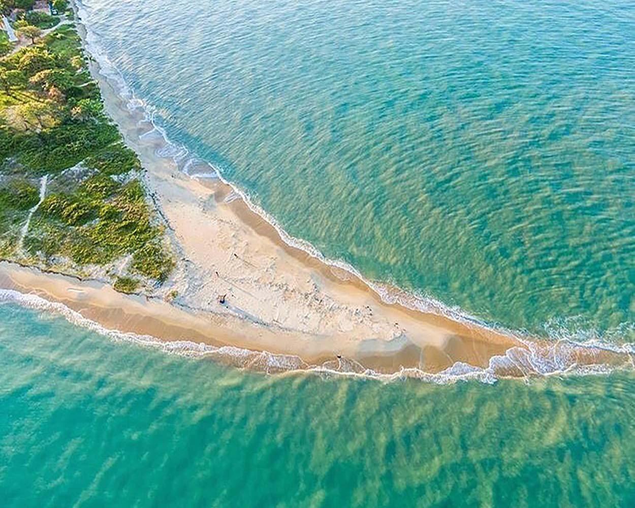 praia deserta brasil ponta do corumbau